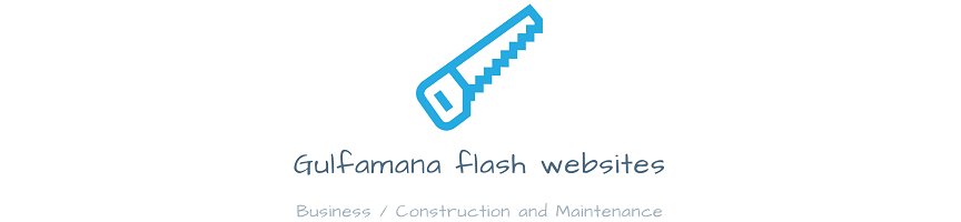 Gulfamana flash websites